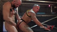 Caged And Fucked An. Dalton Sirius, Santi Noguera (2016)