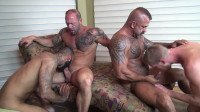 Raw Fuck Club – Dirty Fuck Fest – Job Galt, Vic Rocco, Rick Yokk, Billy Warren