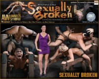 SexuallyBroken – Feb 26, 2016 –  Flexible London River Bound