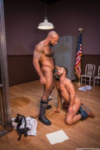 Raging Stallion – Vice –  Daymin Voss, Damian Taylor