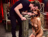 Felicity Feline & Jade Jantzen Robbed And Roped Part 1