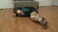 Bound Pantyhose Tease