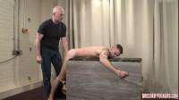 Leo – Restrained Undressed, CBT, Rod Engulfing Training