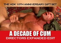 A Decade Of Cum – The HDK 10th Anniversary Gift Set