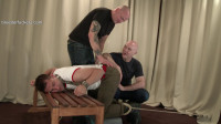 Marc – Sexy Physical Coach Restrained, Ass Strapped, Sphincter Stretched