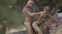 I AM – Painful Love Scene 4 – Casey Everett, Lance Charger Bareback