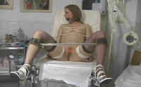Allanah's Painful Examination In BDSM Hell-room
