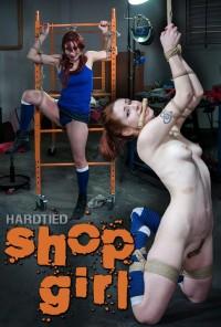 Violet Monroe – Shop Girl – BDSM, Humiliation, Torture