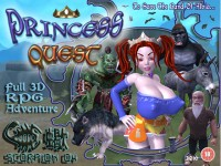 (Game) Princess Quest
