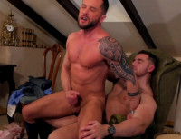 Hypnotic Fuck With Muscle Males