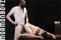 Mbz – Elder Dalton (The Sacrament With President Olsen) Bareback