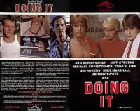 Doing It (1983) – Jon Christopher, Michael Christopher, Jeff Stevens