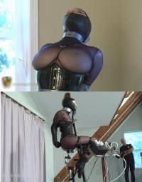 Tight Bondage, Torture For Hot Slut And Machines Torture