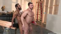 Raging Stallion – Raw Construction – Jay Landford & Derek Bolt (1080p)