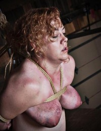 Masochistic Meat, Ropes And Punishment