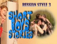 Russian Style 3″Short Boys Stories""