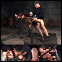 LiveShow Bound & Throat Trained By BBC  2 (16 Nov 2015) Real Time Bondage