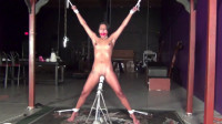 Super Tying, Strappado And Suffering For Very Hawt Latin Chick Cutie Full HD 1080p