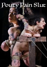 Pouty Pain Slut , Arabelle Raphael
