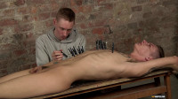 Ashton Gets Kinky With Pegs (Ashton Bradley, Connor Levi) 1080p