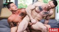 Sergeant Miles Rides Sebastian Young's Throbbing Raw Cock HD