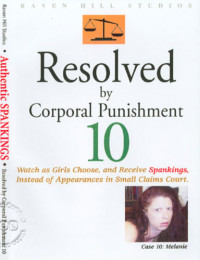 Resolved By Corporal Punishment 10 DVD