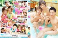 Toshi Got Tub Thumped By Sora And Yuri – Men Love
