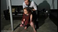 Tight Restraint Bondage And Domination For Hawt Stripped Slavegirl Part2 HD 1080p