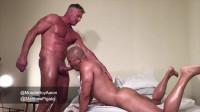Oiled Muscle Guys Matthew And Aaron Fuck Bareback