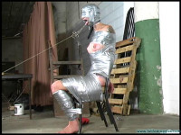 Illustrious Rouge Spanked, Taped, Tongue Clamped – Scene 2