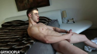 Gh – Kellan Hartmann Jerks Off His Thick Cock In The Morning (Part 2)