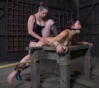 Rope Bondage With Lea Hart & Bella Rossi