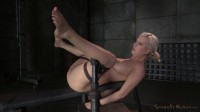 Busty Blonde Cherry Torn Bound Roughly Fucked By 3 Cocks Brutal Messy Deepthroat (2015)