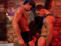 Dungeon Gay Sex For BDSM Fans