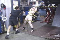 RickSavage – Extreme Tit Torment Scene 2 – Liz