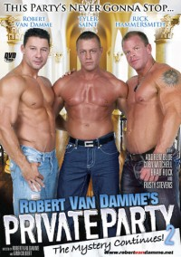Private Party Vol. 2 – Rick Hammersmith, Robert Van Damme, Tyler Saint