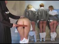 4 School Girls In Trouble