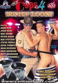 Hot Cops 4 – Bustin Loose – Bustin Loose, Hot Cops Series, Volume 1 CF 1997