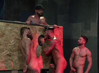 Beards, Bulges & Ballsacks – Hoytt Walker, Michael Roman, Ryan Finch, Tex Davidson