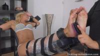 Extra Ticklish Oiled Feet