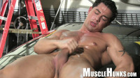 MuscleHunks – Mark Monty – Muscle Car And Muscle Monty