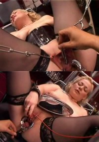 Hot Torture For Young Pussy