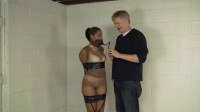 Enchantress Sahrye  – Electrical Taped, Pump Gagged, And Drooling