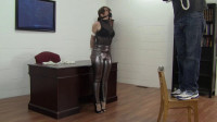 Elizabeth Andrews – Bound For Fun In Shiny Pants And Super Arches