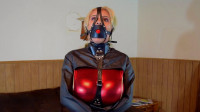 Katie Thornton – Straightjacket Struggles Part 1