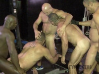 Raw Nasty Fuckers – Bearback Workout