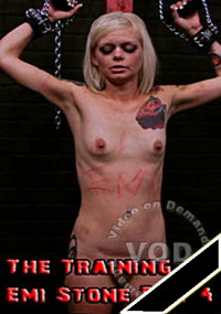 The Training Of Emi Stone Day 4 DVD