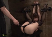 Beautiful Asian Girl Restraint BDSM