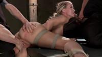Simone Sonay Milf Whore Stuffed With 2 Huge Cocks (2014)