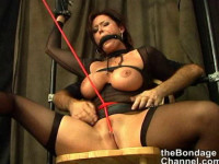 The Tying Channel  Ticklish Orgasms Vol 11